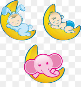bulan vektor unduh gratis clip art bayi tidur di bulan vektor gambar png bulan vektor unduh gratis clip art