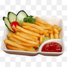 Makanan Ringan Unduh Gratis Ikan Dan Kentang Goreng French Fries