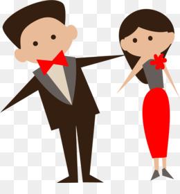 Pengantin Pria Vektor Unduh Gratis Undangan Pernikahan Pengantin