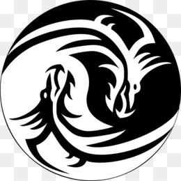Naga Hitam Dan Putih Unduh Gratis Cina Kuil Cina Masakan Cina Pagoda Clip Art Naga Hitam Dan Putih Gambar Png