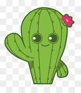 Kartun Kaktus Unduh Gratis Cactaceae Kartun Saguaro Clip