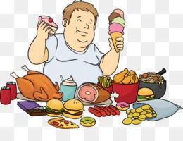 Makanan Kartun Unduh Gratis Junk Food Makanan Cepat Saji
