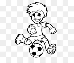 Pemain Sepak Bola Sepak Bola Bola Gambar Png