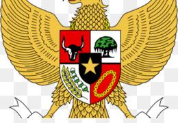Bhinneka Tunggal Ika Unduh Gratis Pancasila Lambang Nasional Indonesia Animaatio Bhinneka Tunggal Ika Gambar Png
