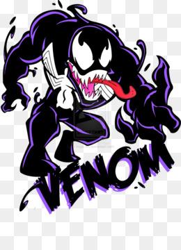 87 Gambar Gambar Kartun Venom Terlihat Keren