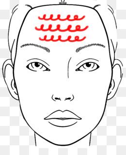Buku Mewarnai Wajah Kosmetik Gambar Png