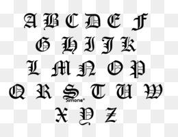 Blackletter Unduh Gratis Kaligrafi Blackletter Logo Script