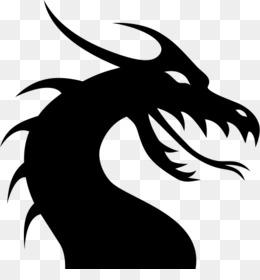 Kepala Naga Unduh Gratis Naga Lambang Logo Simbol Kepala Naga Gambar Png
