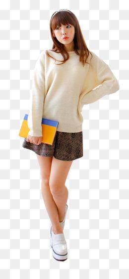 Ulzzang Unduh Gratis Fashion Model Pemotretan Pakaian Ulzzang Gadis Gambar Png