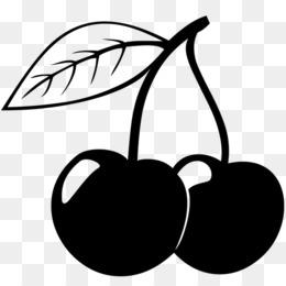 Gambar Buku Mewarnai Cherry Gambar Png