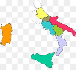 Italia Cartina Vettoriale.Italia Peta Bendera Italia Gambar Png