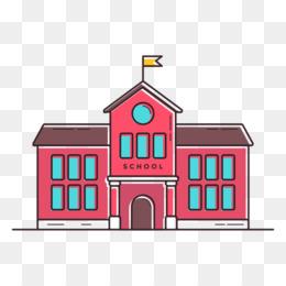 Gambar Animasi Gedung Sekolah Nusagates