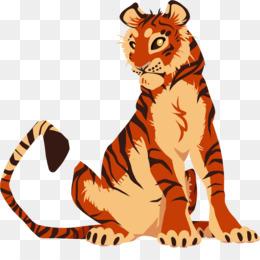 Harimau Gambar Harimau Putih Gambar Png