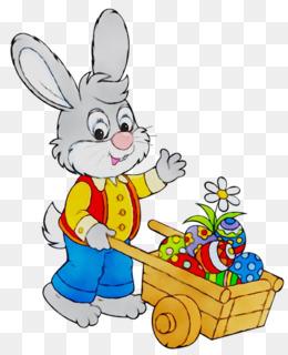 Kelinci Paskah Paskah Buku Mewarnai Gambar Png